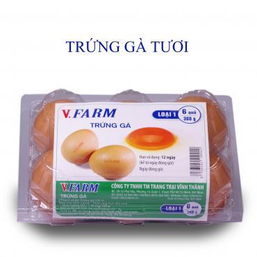 Trứng Gà VFARM (Hộp 6)
